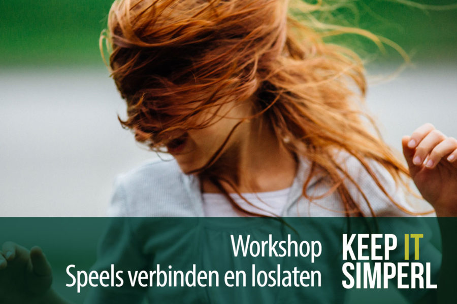 Keep It Simperl - Workshop speels verbinden en loslaten